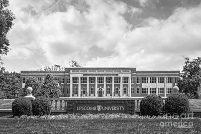 Nashville Tennessee Photograph - Lipscomb University Burton Health Sciences Center by University Icons