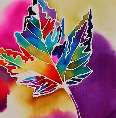 Painting - Liquid Amber 2 by Barbara Pease