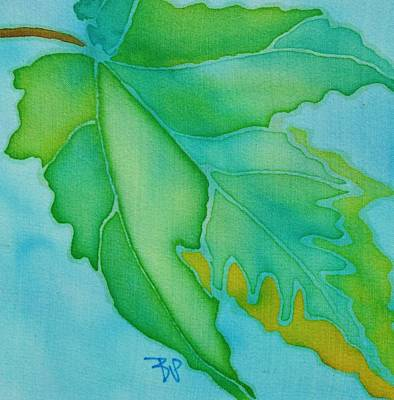 Painting - Liquid Amber 3 by Barbara Pease