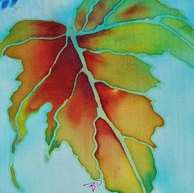 Painting - Liquid Amber 4 by Barbara Pease