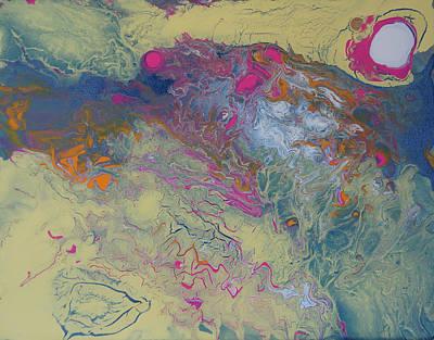 Painting - Liquid Dream by Adam Asar
