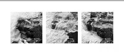 Photograph - Liquid Edges by Paul Davenport