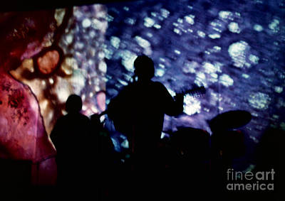 Hippie Photograph - Liquid Light Show 1968 by The Harrington Collection
