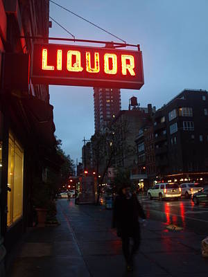 Photograph - Liquor by Mary Capriole