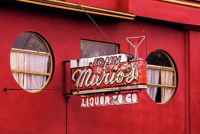 Haight Ashbury Wall Art - Photograph - Liquor To Go by Art Block Collections