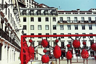 Photograph - Lisboa Avant Garde by Sarah Loft