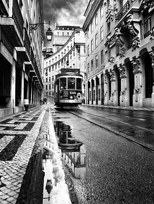 Photograph - Lisboa by Jorge Maia