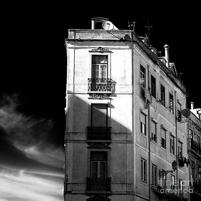 Photograph - Lisboa Shadows by John Rizzuto