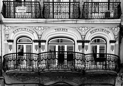 Photograph - Lisbon 17b by Andrew Fare