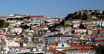 Photograph - Lisbon 18 by Andrew Fare