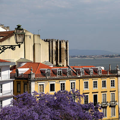 Photograph - Lisbon 21 by Andrew Fare