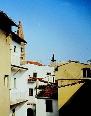 Mistletoe - Lisbon Angles by Ian  MacDonald