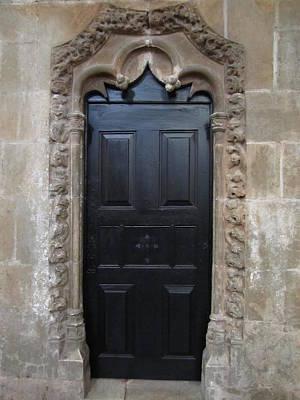 Photograph - Lisbon Jeronimo Monastery Antique Door Portugal by John Shiron