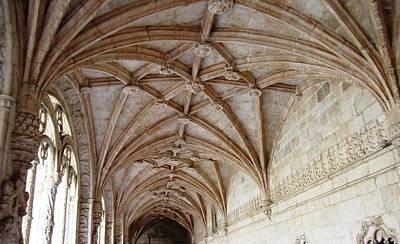 Photograph - Lisbon Jeronimo Monastery Xi Portugal by John Shiron
