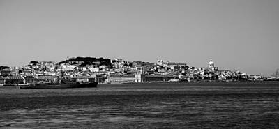 Photograph - Lisbon Waterfront 1b by Andrew Fare