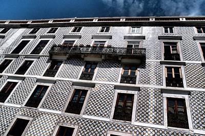 Photograph - Lisbon Windows by Dora Hathazi Mendes