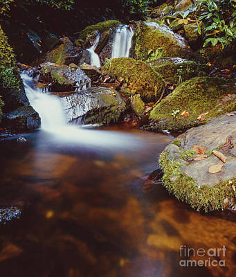 Photograph - Lismore Waterfall 1 by Marc Daly