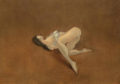 Painting - Lissome by Antonio Ortiz