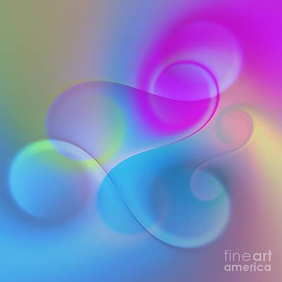 Digital Art - Listen To The Sound Of Colors -3- by Issabild -