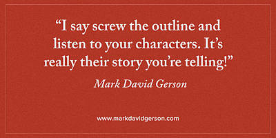 Digital Art - Listen To Your Story by Mark David Gerson