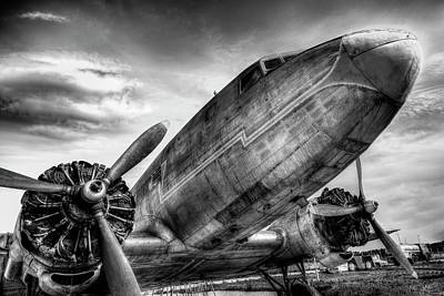 Photograph - Lisunov Li-2 Aircraft by David Pyatt
