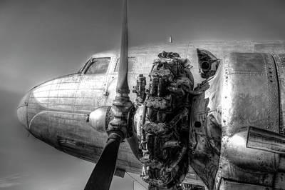 Photograph - Lisunov Li-2 by David Pyatt