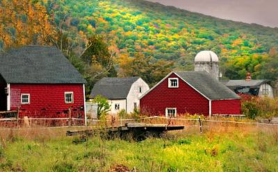 Photograph - Litchfield County Hills by Diana Angstadt