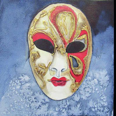 Painting - Litha by Teresa Beyer