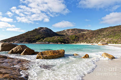 Photograph - Little Beach Two Peoples Bay Nature Reserve by Ivy Ho