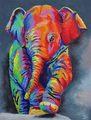 Painting - Little Big One by Stephen Anderson