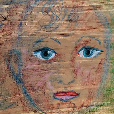 Painting - Little Boy Blue by Kim Nelson