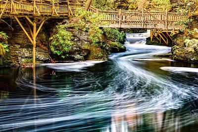 Photograph - Little Bushkill Creek by Mihai Andritoiu