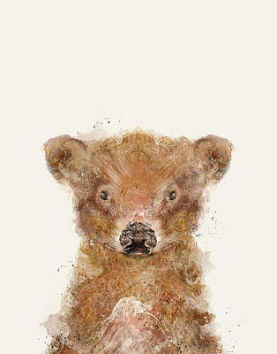 Painting - Little Calf by Bri B