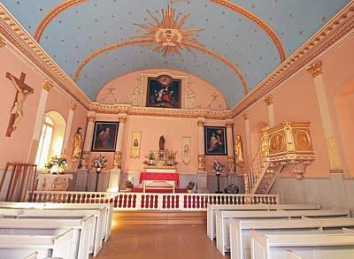 little chapel Ste-Anne Original