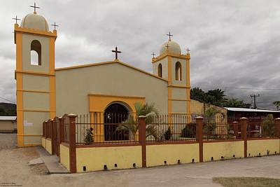 Photograph - Little Church In Little Las Flores - 1 by Hany J