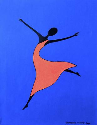 Painting - Little Dancer #2 by Stephanie Moore