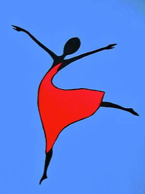 Painting - Little Dancer by Stephanie Moore