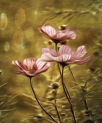 Photograph - Little Flowers by Phyllis Meinke