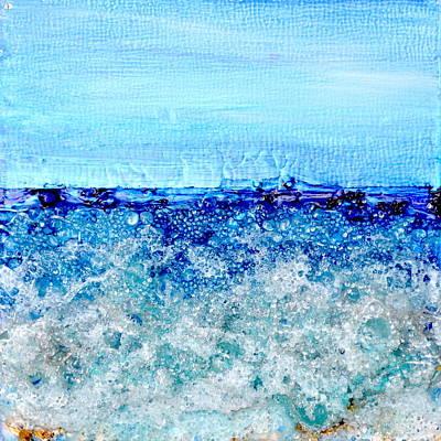 Painting - Little Froth by Regina Valluzzi