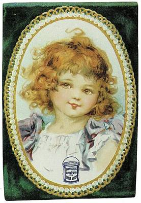Painting - Little Girl by Reynold Jay