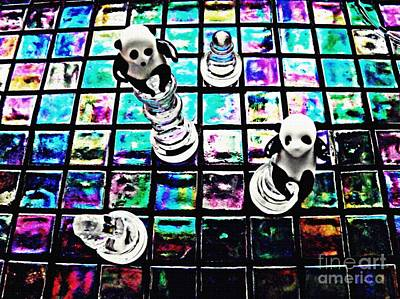 Photograph - Little Glass Pandas 26 by Sarah Loft