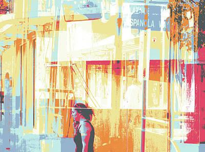 Little Havana  Art Print by Shay Culligan