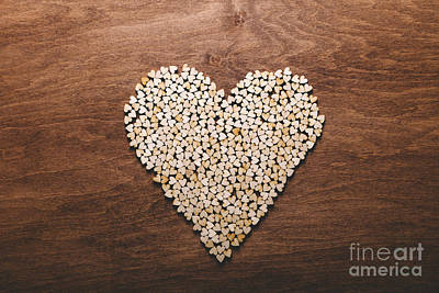 Photograph - Little Hearts In One Big Heart. by Michal Bednarek