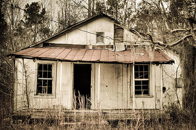 Photograph - Little House From Yesteryear #2 by Andrew Crispi