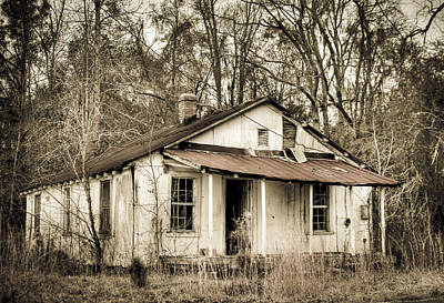 Photograph - Little House From Yesteryear by Andrew Crispi