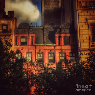 Photograph - Little House On The Avenue - Park Avenue New York by Miriam Danar