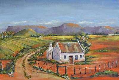 Little House On The Farm Original