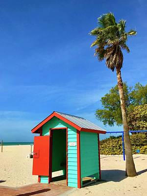 Photograph - Little Hut by Catie Canetti