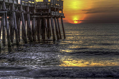 Photograph - Little Island Pier II by Pete Federico