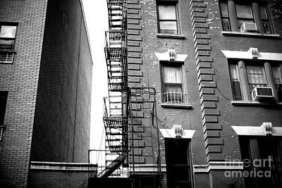 Photograph - Little Italy Brick by John Rizzuto